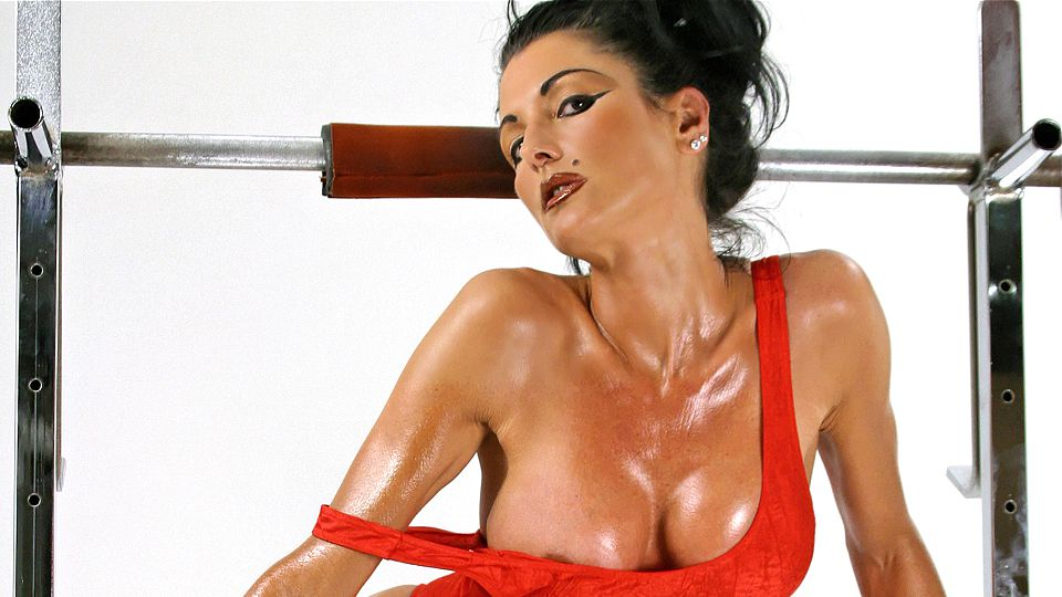 Elizabeth Carson - Fitness Seduction